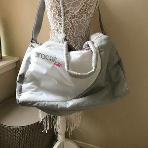 Women s Gray Puma Gym Bag on Poshmark 5eb72d0a88